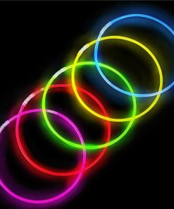 "22"" Glo Necklace Carnival Prize"