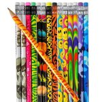 Pencil Assortment Carnival Prize