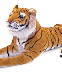 "40"" Tiger Carnival Prize Jumbo Plush"