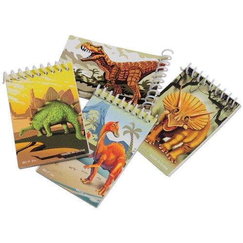 Dino Notebooks Carnival Prize