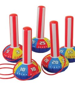 Inflatable Ring Toss Carnival Game