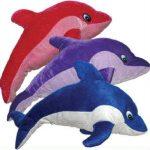 Dolphin Carnival Prize Plush