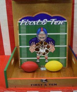 First & Ten Case Game