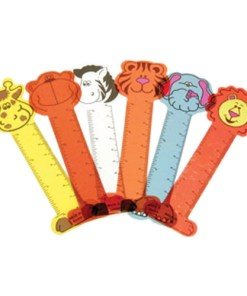 Animal Ruler Bookmarks Carnival Prize