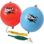 Superhero Punch Balls Carnival Prize