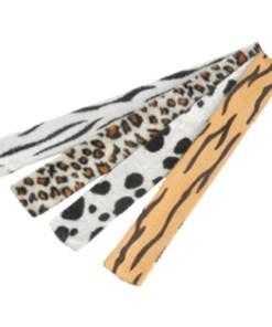Animal Print Slap Bracelets Carnival Prize