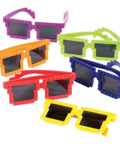 Block Mania Toy Glasses Carnival Prize