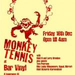 Monkey Tennis Christmas Party