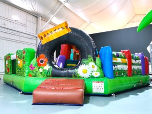 Backyard Fun Bouncy Castle Rental