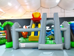 Jurassic Parkland Bouncy Castle Rental Singapore