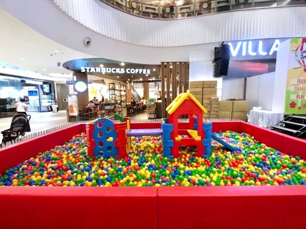 Rent Ball Pit in Singapore