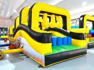 Survivor Inflatable Obstacle Singapore