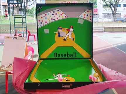 Baseball Carnival Game Singapore