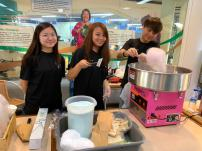 Candy Floss Food Stall Singapore