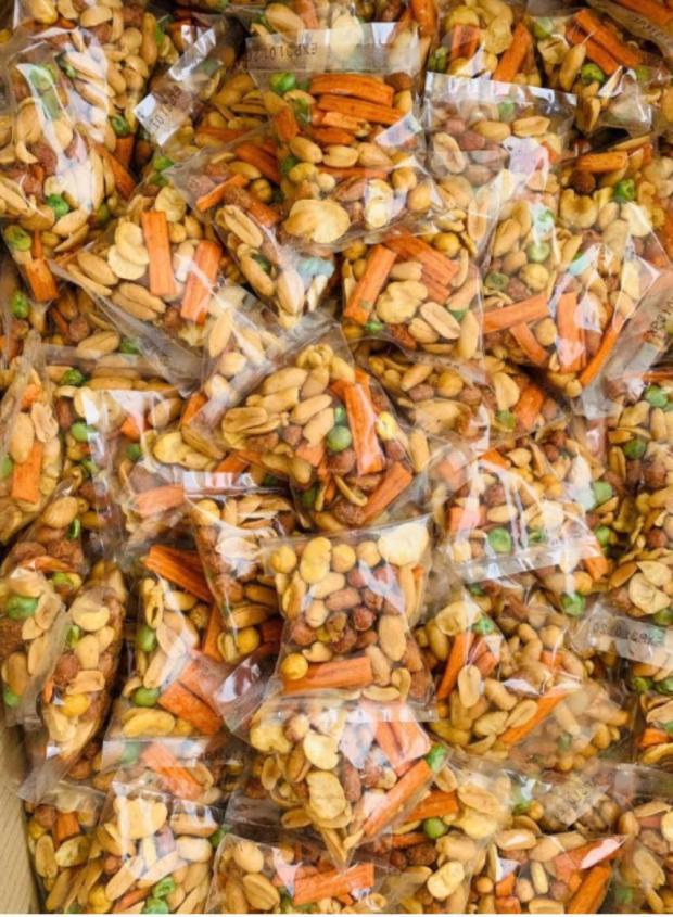 Prepacked Kacang Puteh