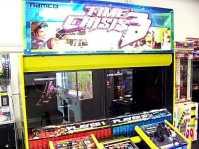 Time Crisis 3 Arcade Machine Rental