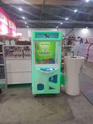 Branding on Toy Catcher Machine Singapore