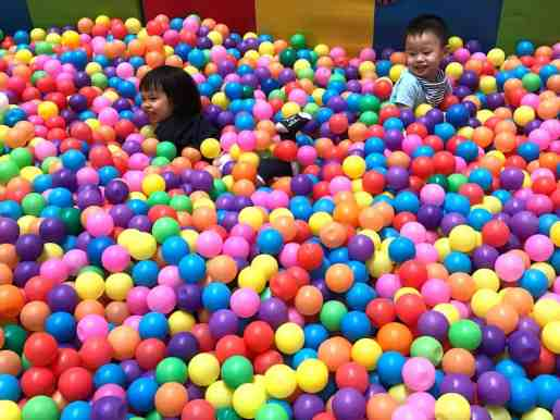 Ball Pool for Rent Singapore