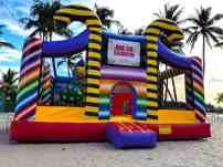Candy Bouncy Castle