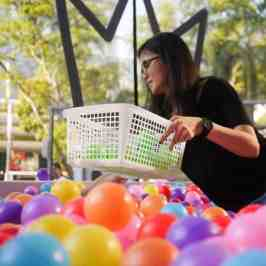 Kids Plastic Balls Rental
