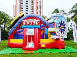 Amusement Carnival Bouncy Castle