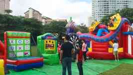 Inflatable Carnival Games Rental