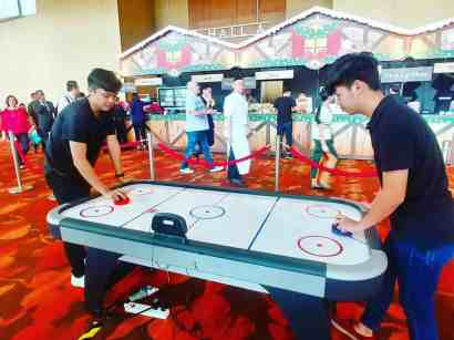 Air Hockey Table Rental in Singapore