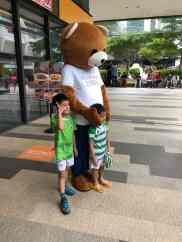 Mascot for hire Singapore