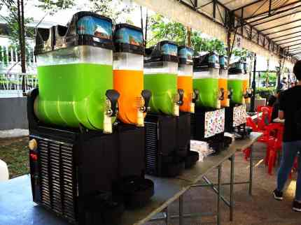 Slushee Machines for Rent Singapore