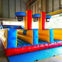 Bungee Basketball Inflatable Game Rental