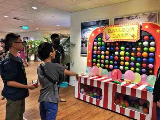 Balloon Dart For Family Day