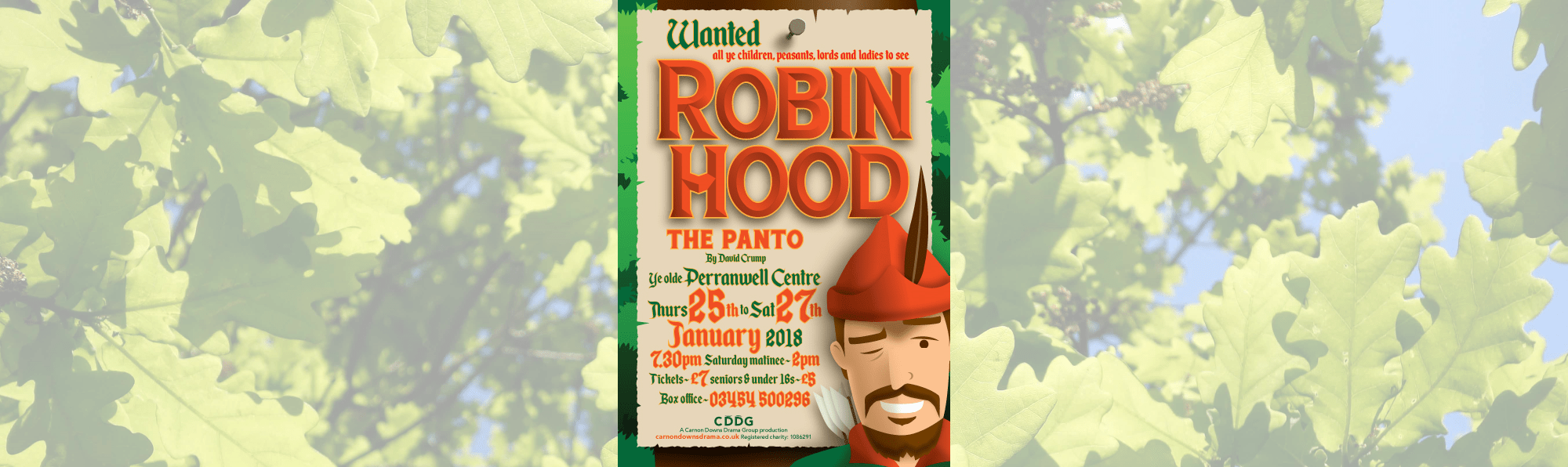 Robin Hood - The Panto