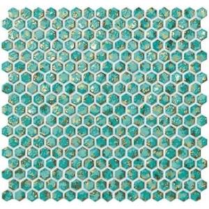 mosaique atlas concorde dwell hexagon