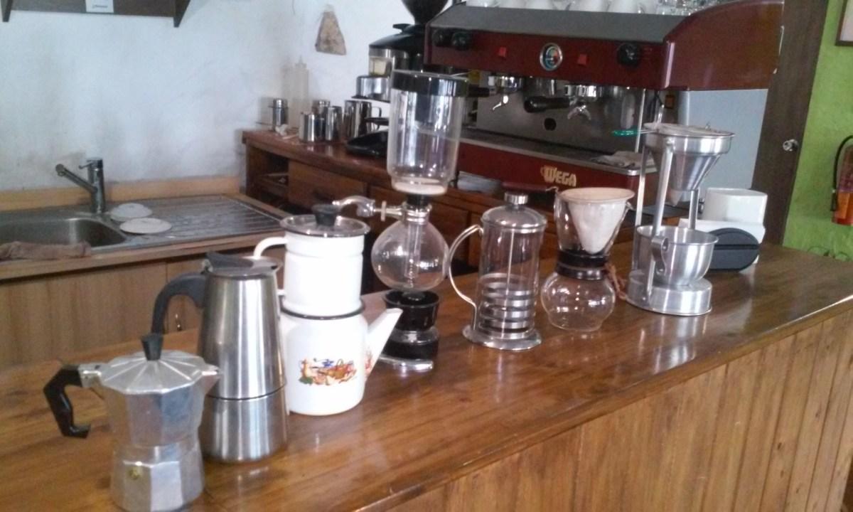 Taller Barista en Casa aprende a preparar café