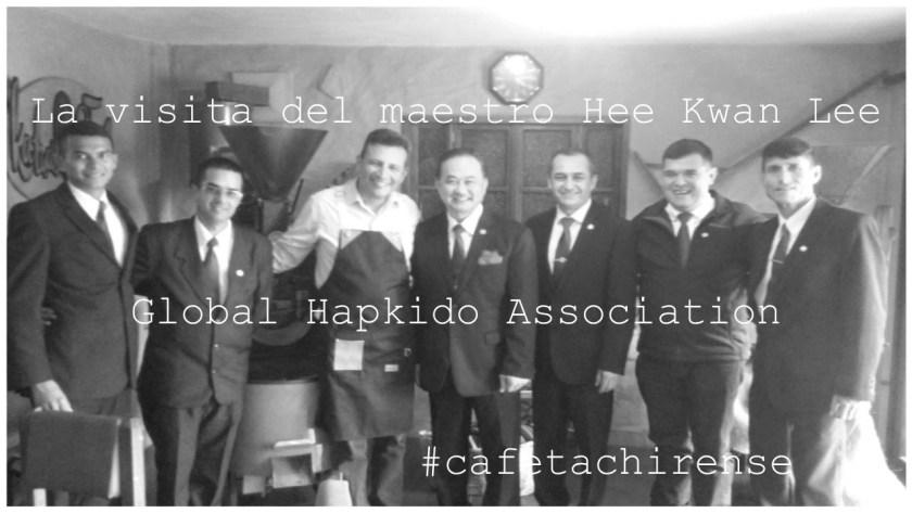 Visita al Táchira por parte de la Global Hapkido Association. Un encuentro cultural y sensorial con café.