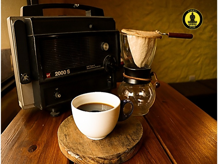 Cafeteras Pour Over o de filtrado son elegantes y sencillas