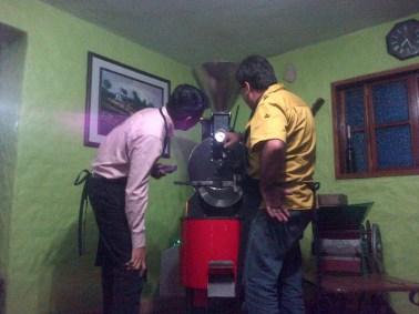 Tostando - turismo y café