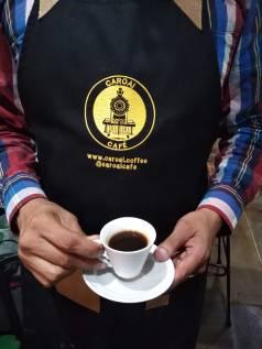 Café negro siempre es un buen acompañante - café versus covid 19
