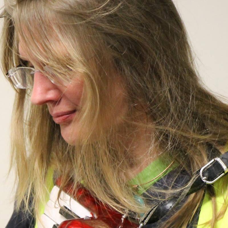Carol Donaldson | close up