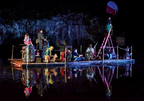 Treasure Island | Carol Donaldson theatre composer