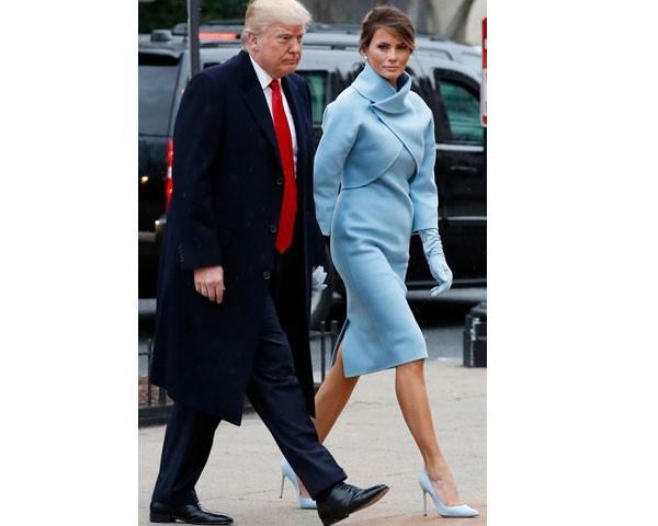 o look da nova primeira dama dos estados unidos no dia da posse 2