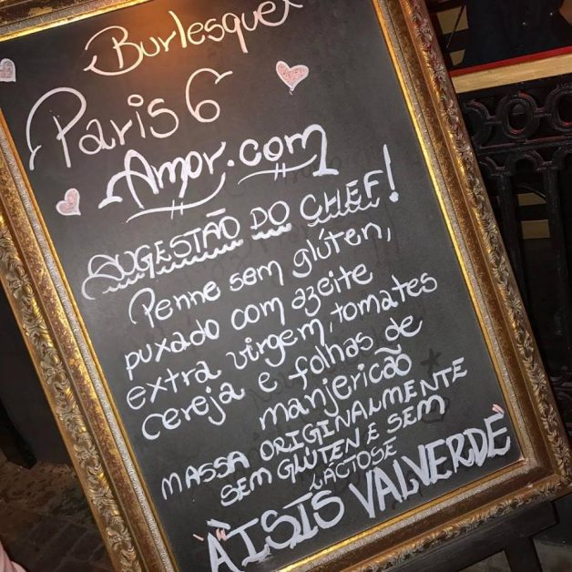 jantar de pre estreia do filme amor.com paris 6