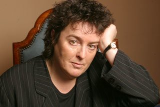 Carol Ann Duffy Photograph