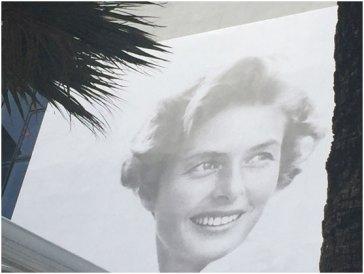 The very lovely Ingrid Bergman