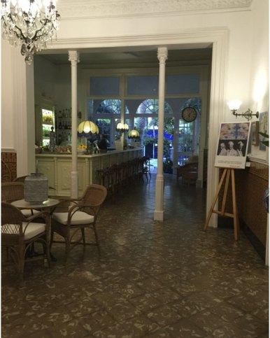 lobby, Hotel Romantic