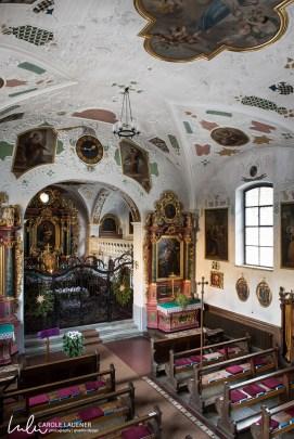 Maria zum Schnee pilgrimage chapel in Rigi Klösterli