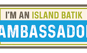 300 x 300- I'm-an-Island-Batik-Ambassador - Blue-Ribbon