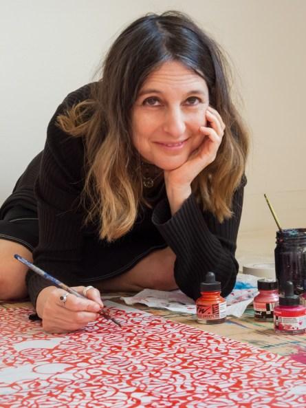 Carole Silverstein Bio Photo