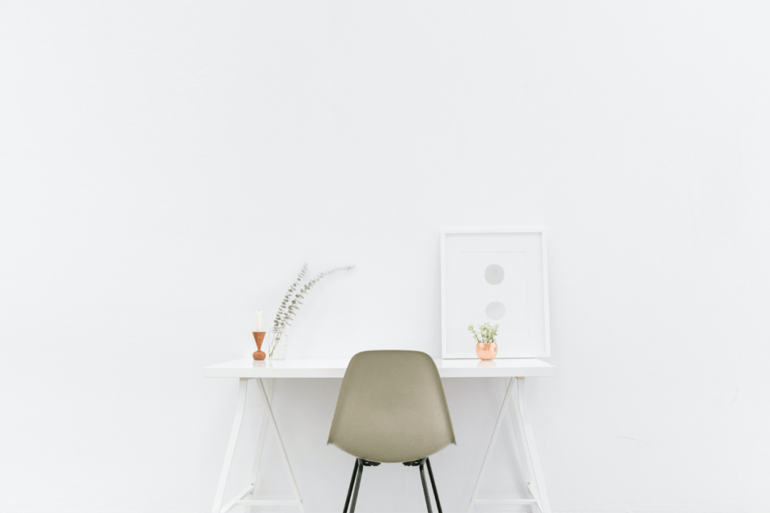 Clutter is Out. Minimal is In.