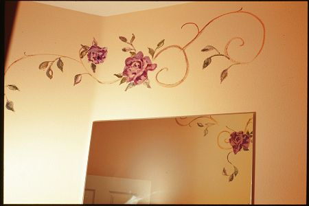 Faux Finishing Trompe Loeil Decorative Painting Murals